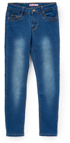 Blue Fade Skinny Jeans - Toddler & Girls