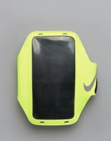 Nike Running Lean Arm Band In Yellow Rn.65719