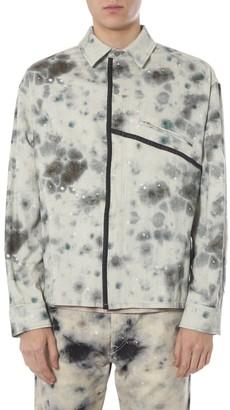 Diesel Red Tag X A-Cold-Wall* Tie Dye Print Shirt
