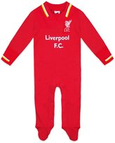 Liverpool F.C. Liverpool FC Official Soccer Gift Home Kit Baby Sleepsuit