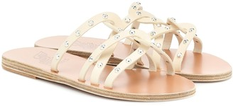 Ancient Greek Sandals Revekka Rivets leather sandals