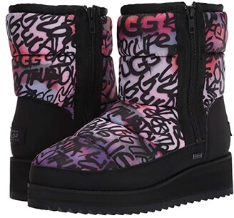 UGG Ridge (Graffiti Pop Multi) Women's Cold Weather Boots