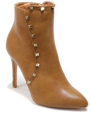 Catherine Malandrino Wally Studded Pointy Toe Bootie