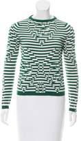 Thom Browne Striped Cashmere Sweater