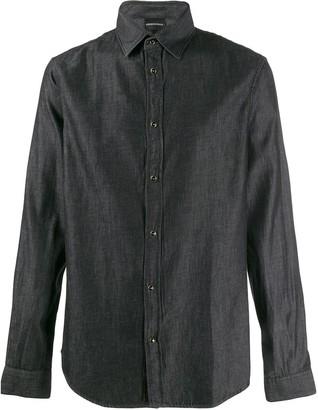 Emporio Armani Soft Denim Shirt