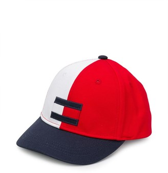 Tommy Hilfiger Junior Colour-Block Baseball Cap
