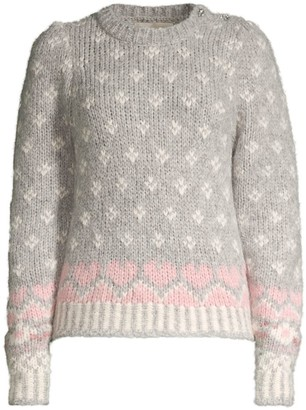 LoveShackFancy Rosie Knit Sweater