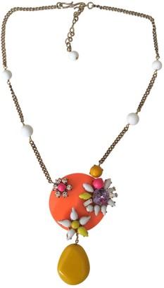 Philippe Ferrandis Multicolour Gold plated Necklaces