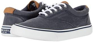 Sperry Striper II CVO Canvas (SW White) Men's Shoes