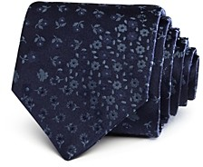 John Varvatos Floral Classic Tie