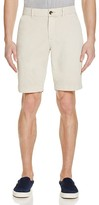 Hudson Stretch Twill Chino Shorts