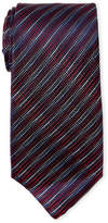 Missoni Basketweave Stripe Silk Tie