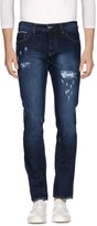 Frankie Morello Denim pants - Item 42632106