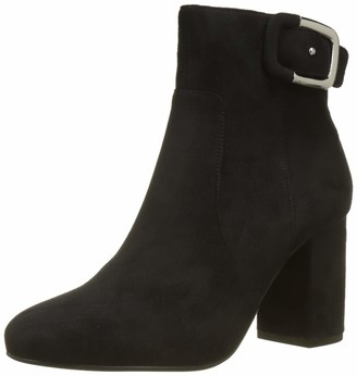 The Divine Factory Women QL3431 Boots Black Size: 6.5 UK