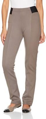 Damart Women's Pantalon Pull-on Milano Trouser