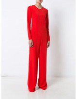 Stella McCartney lace back jumpsuit