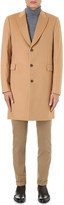 Paul Smith Single-breasted wool-blend coat