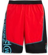Reebok Boys' Mesh Back Colorblock Move Shorts - Sizes S-XL