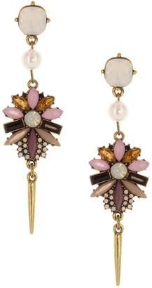 Olivia Welles Shyla Stone Earrings