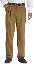 Gold Series Continuous Comfort Pleated Sateen Dress Pants Casual Male XL