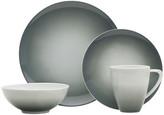 Mikasa 16-Piece Naya Grey Dinnerware Set