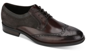 Kenneth Cole New York Men's Brock Wingtip Oxfords Men's Shoes