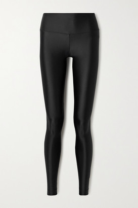 Cover Net Sustain Stretch Recycled Swim Leggings - Black