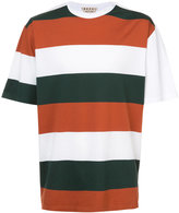 Marni block striped T-shirt