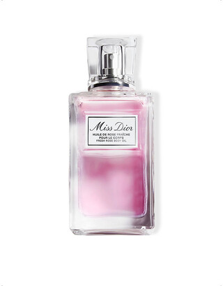 Christian Dior Miss Fresh Rose Body Oil 100ml