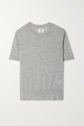 Anine Bing - Atlas Cashmere Sweater - Gray
