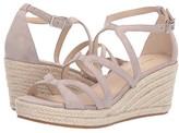 Pelle Moda Kyrell (Mushroom Suede) Women's Dress Sandals