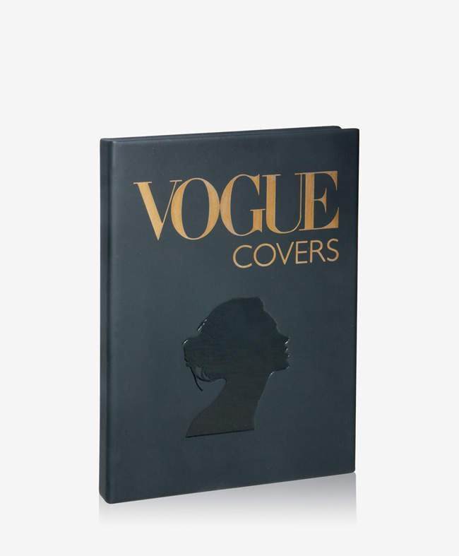 Vogue Covers, Italian Matte Metallic Finish