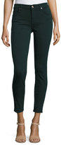 7 For All Mankind The Ankle Skinny Jeans, Dark Forest
