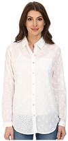 Jag Jeans Terri Classic Fit Cotton Shirt