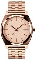 Nixon Time Teller Rose Watch