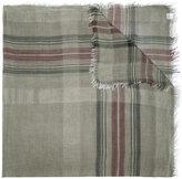 Faliero Sarti fringed edge scarf - women - Modal - One Size