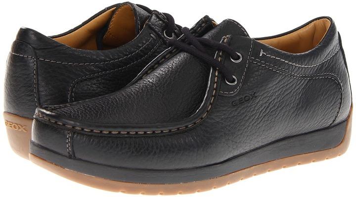 Geox U Anthony 1 (Black) - Footwear