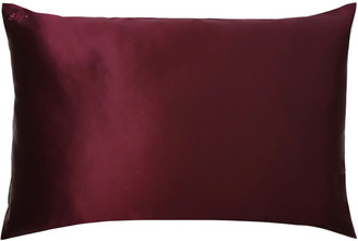 Slip Limited Edition Silk Pillowcase - Queen - Plum