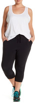 Z By Zella Take A Hike Crop Capri Pant (Plus Size)