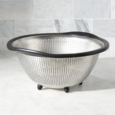 Crate & Barrel OXO ® Stainless Steel 5 qt. Colander