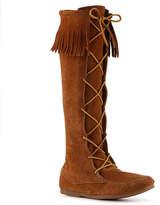 Minnetonka Men's Front Lace Boot