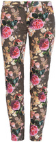 Paul & Joe Sister Floral Cotton Pants