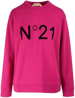 N°21 N 21 Logo sweatshirt
