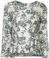 TOMORROWLAND floral print blouse