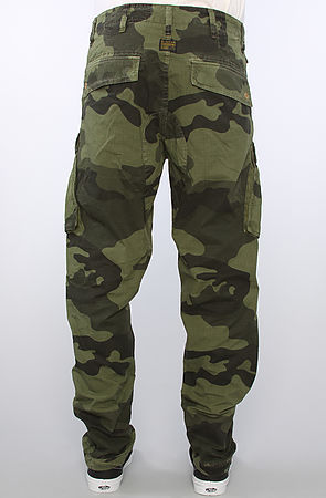 G Star G-Star The Rovic Tapered Pants