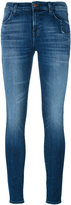 J Brand slim-fit jeans - women - Cotton/Polyurethane - 25