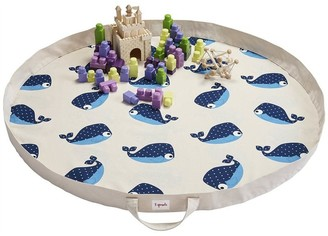 3 Sprouts PLAY MAT, WHALE
