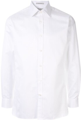 Gieves & Hawkes Pointed Collar Shirt