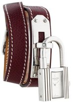 Hermes Kelly Double Tour Watch
