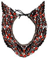 Annelise Michelson Silicon Dots Collar Necklace
